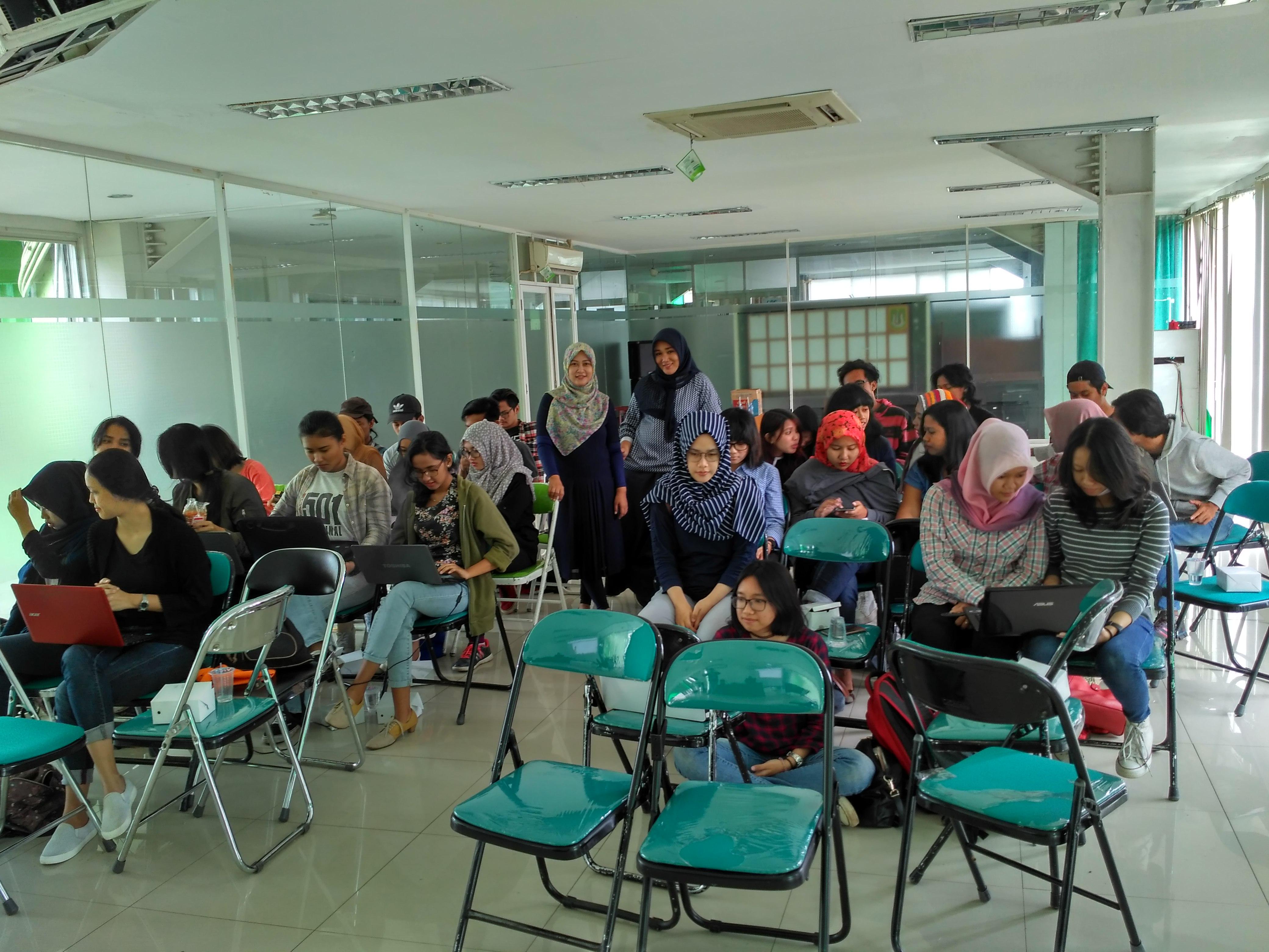 Workshop Pembuatan Blog